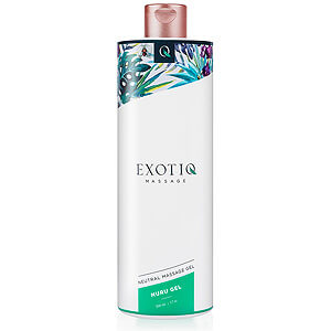 ExotiQ Nuru Gel 500 ml