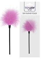 Sexy Feather Tickler Pink